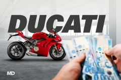 How to afford your dream Ducati