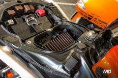 How to change your motorcycle's air filter