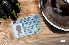 How to get a motorcycle license in the Philippines