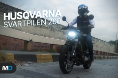 Husqvarna Svartpilen 200 Review - Beyond the Ride