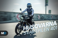 Husqvarna Svartpilen 401 Review - Beyond the Ride