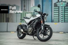 Husqvarna Vitpilen 401 Review Philippines