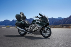 Is BMW working to refine the K 1600 range of touring bikes?
