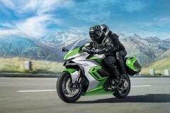 Kawasaki Hydrogen Bike
