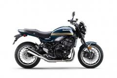 Kawasaki Z900RS new colors 2022