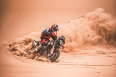 KTM is developing a 750 platform in partnership with CFMOTO