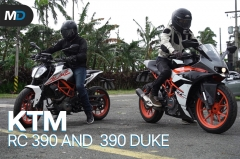 KTM RC 390 and KTM 390 Duke Review - Beyond the Ride