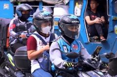 Motorcycle Backriding