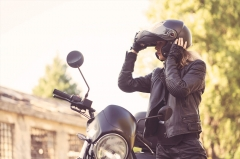 Motorcycle riding tips for women