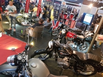 Motorcycle Show Cancelled