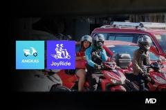 Motorcycle Taxi Suspension