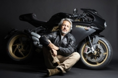 MV Agusta's new Marketing Director
