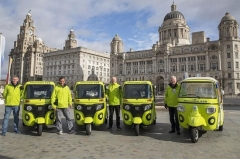 Ola, the new transport option in Liverpool