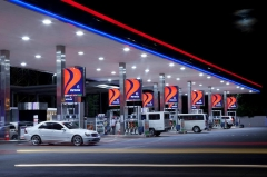 Petron launches motorcycle-only lanes in certain gas stations