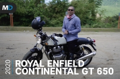 Royal Enfield Continental GT 650 Review - Beyond the Ride