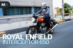 Royal Enfield Interceptor 650 -  Beyond the Ride