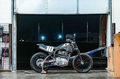 Royal Enfield Interceptor Flat Track Racer