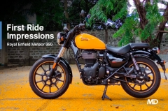 Royal Enfield Meteor 350 Philippines
