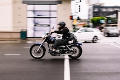 Some do's and don'ts for riding in heavy traffic