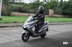 Suzuki Burgman Street - First Ride