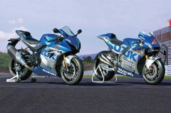 Suzuki GSX-R1000R 100th Anniversary Edition