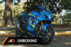 Suzuki GSXR1000R - AutoDeal Unboxing