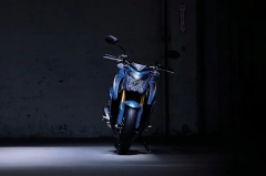 Suzuki teases updated GSX-S1000