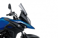 Suzuki V-Strom 650 New Colors 2022