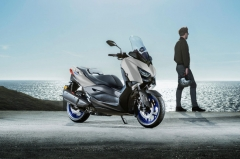 The 2021 Yamaha XMAX has been unveiled in Japan