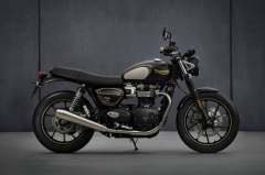 The Triumph Street Twin gets a new Gold Line edition