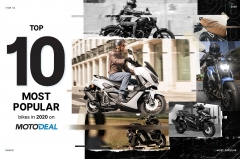 Top 10 Most Popular Bikes 2020 MotoDeal