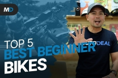 Top 5 Best Beginner Bikes - Behind a Desk