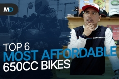 Top 6 Most Affordable 650cc Bikes - Behind a Desk