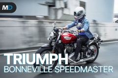 Triumph Bonneville Speedmaster Review - Beyond the Ride