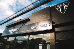 Triumph Philippines Ortigas, Greenhills