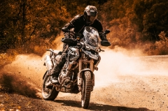 Triumph releases yet another teaser for the upcoming Tiger 1200