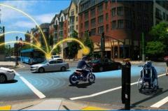 V2X Motorcycle Safety Technology