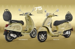Vespa launches 75th Anniversary Primavera and GTS editions