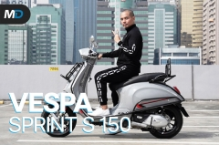 Vespa Sprint S 150 Review - Beyond the Ride