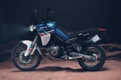 Watch the Aprilia Tuareg 660 in action in this latest teaser