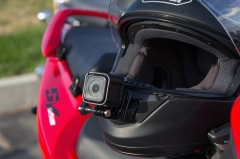 Where should I mount my action camera?