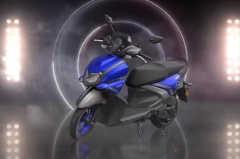 Yamaha introduces hybrid technology with the Ray ZR scooter