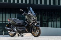 Yamaha launches XMAX 125 Tech Max in Europe