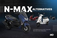 Yamaha NMAX 155 Alternatives