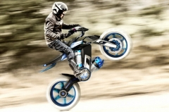 Yamaha Water-powered Dirtbike Concept