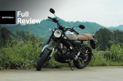 Yamaha XSR155 Philippines Full review