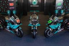Yamaha YZF-R1 Petronas MotoGP limited edition