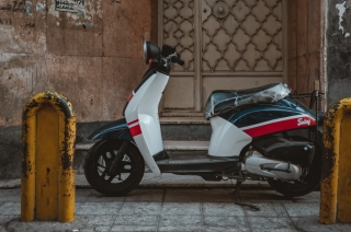 Honda Today Scooter