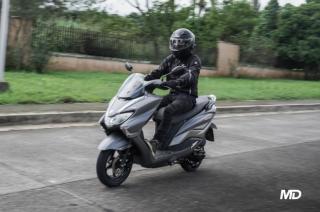 Suzuki Burgman Street - First Ride