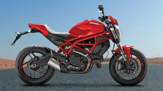 2020 Ducati Monster 797 plus side Philippines